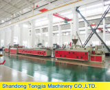 WPC Wood Plastic Extruder Plastic Wood Machine (JG-MSB)