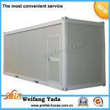 Sandwich Panel Moving Container House (CH046)
