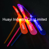 LED Glow Hand Propeller Toy