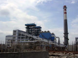 Structure Characteristics of CFB Boiler