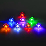 Color Changing LED Flower Stud Earrings