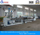 UPVC Double Wall Corrugated Pipe Extrusion Line
