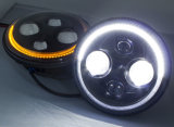 "7"" High Low Beam Custom Motorcycle Headlights"