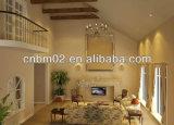 Villa Lujosa Prefabricads De Estructura De Acero