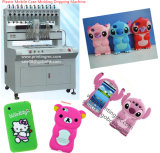 Hot Selling Silicone Mobile Case Making Machine Full Automatic (LX-P800)