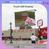 P16 Outdoor for Truck LED Display Screen Wall