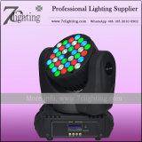 Color Beam 108W Mini LED Moving Head for DJ Nightclub