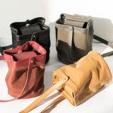 Popular Fancy Style Designer Fashion Women Shoulder Bucket Corssbody Handbag