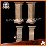 Square Married Beige Pedestal Columns, Garden Pillars