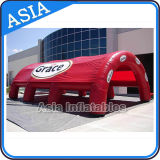 Approved Inflatable Tennis Court Tent Sports Cover Tunnel for Events
