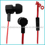2015 Hot Sale High End Quality Mobile Phone Metal Earphone with Good Sound