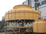 350t Induced Draft Round Water Cooling Tower