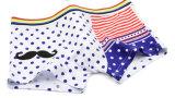 100% Cotton Underwear Boxer Brief Men 201