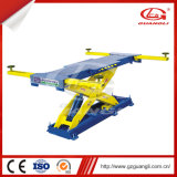 One Cylinder Auto Scissor Car Lift for Body Painting