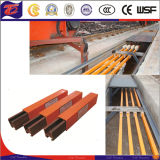 PVC Housing Insulated Conductor Rail Crane Powerail