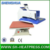 Ce Approval Shaking Arm/Swing Away Flat Press Manual Heat Press Transfer Machine for T-Shirts