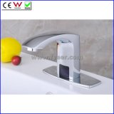 Water Saving Infrared Automatic Sensor Faucet Cold Only (QH0102)