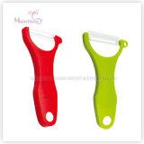 Kitchen Tools Colorful 13.5*7.5 Cm Fruit/Vegetable Ceramics Peeler
