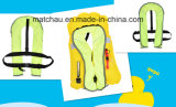 High Visibility Single Air Chamber Inflatable Life Jacket