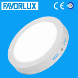 Small Round Surface Mounted LED Ceiling Panel Light