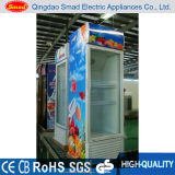 200L Display Refrigerator Showcase Supermarket Showcase Refrigerator Price