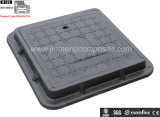 Square Resin Manhole Cover and Frame