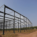Bolting Connection Steel Frame Building, High Strength Bolting, Strong Structure