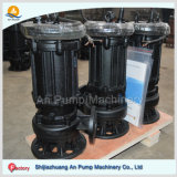 Electric Centrifugal Dirty Water Waste Water Sewage Submersible Pump