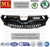 Car Body Parts for 2012 Skoda Octavia Grille (5ED 853 653A)