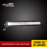 IP67 120W High Power Dual Row LED Light Bars