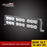 "16.5"" 180W Double Rows White & Amber LED Light Bar"