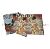 Cheap Monthly Perfect Binding Magazine Printing Service (jhy-311)