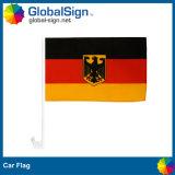 Custom Dye Sublimation Printing Fabric Car Flag (GCF-A)