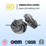 OEM Customized Cast Iron Casting Pump for Auto Parts