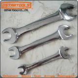 4PCS Flexible Reversible Ratchetable Combination Wrench Set, Spanner Sets