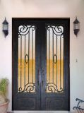 Wrought Iron Door Factory (UID-D164)
