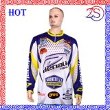 2015 Sportswear Sublimated Fishing Shirts Custom-Made Wholesale Tournament Fishing Jerseys
