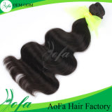 Aofa Hair Factory Wholesale 100% Remy Human Hair Extension