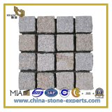 Natural Cheap Grey Granite Pavement for Outdoor Paving Stone (YQC)