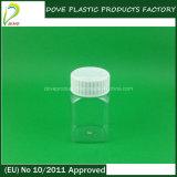 Pet Plastic Pill Bottle 60ml Pharmaceutical Bottle