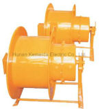 Spring Type Cable Reel Drum for Coiling Cable