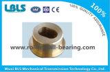 Oil Copper Sliding Bearing Bronze / Brass Wrapped Bushing for Wall Bearing