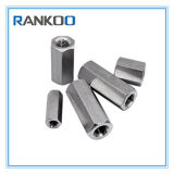 Stainless Steel Round and Hex Coupling Nut (M6~M36)