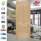 Jhk-003 HDF/MDF Veneer Door Skin (EV-Red Oak)