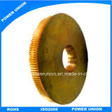 Brass Spare Parts CNC Machining Transmission Gear