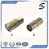 PAL Nickel Plating F Connector of RF Connector