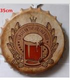 New Products Vintage Tin Plate Metal Sign for Wall Art