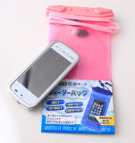 Durable Lock Underwater Sport Cell Phone PVC Water Pack (YKY7219)