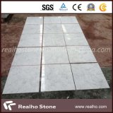 Hotsell Marble Flooring Carrara White Marble Tile for Bathroom