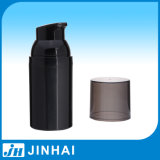 (D) 30ml PP Brown Airless Bottle for Cosmetic